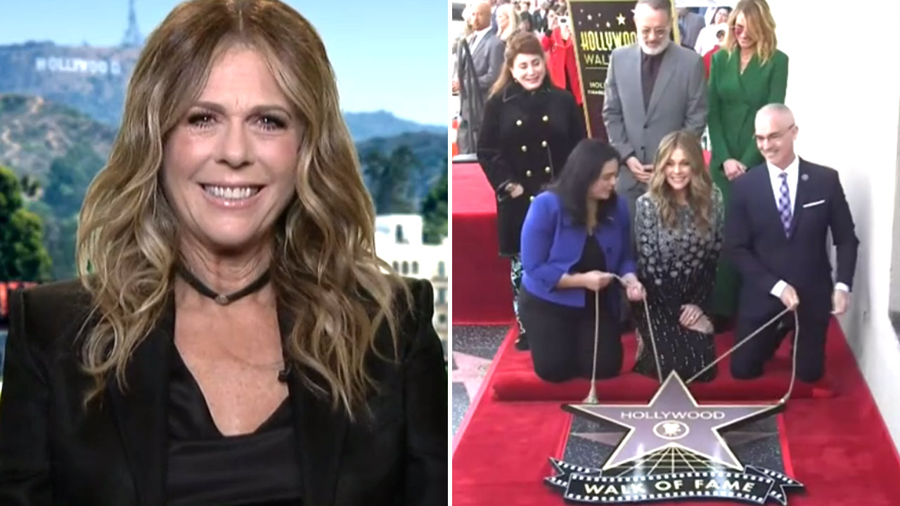 Why her parent's pride is still so important to actress and singer Rita Wilson
