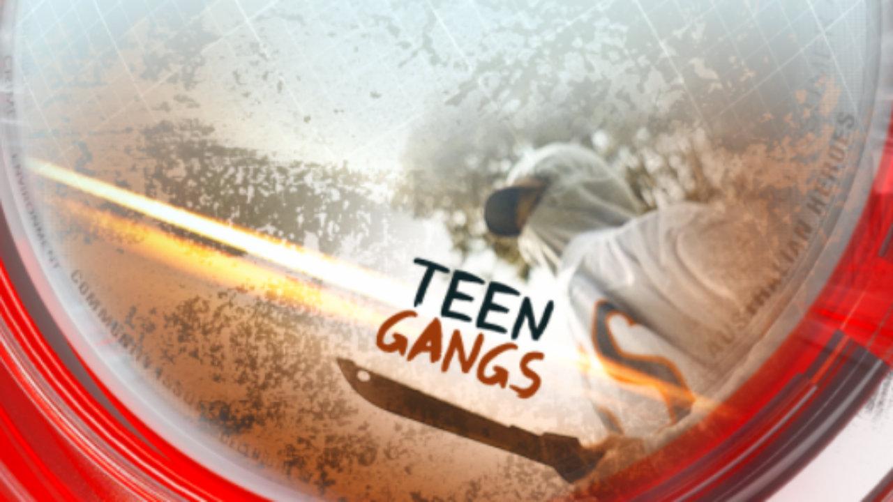 Teen gangs