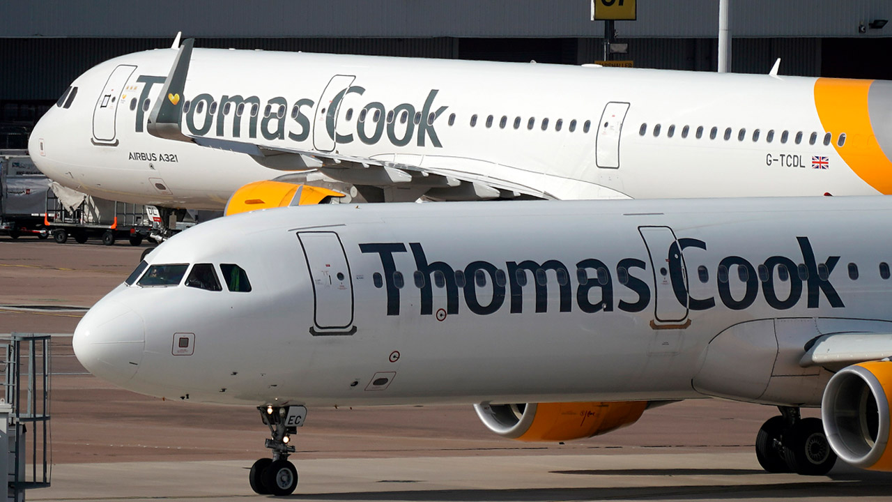 Could a Thomas Cook style collapse happen in Australia?