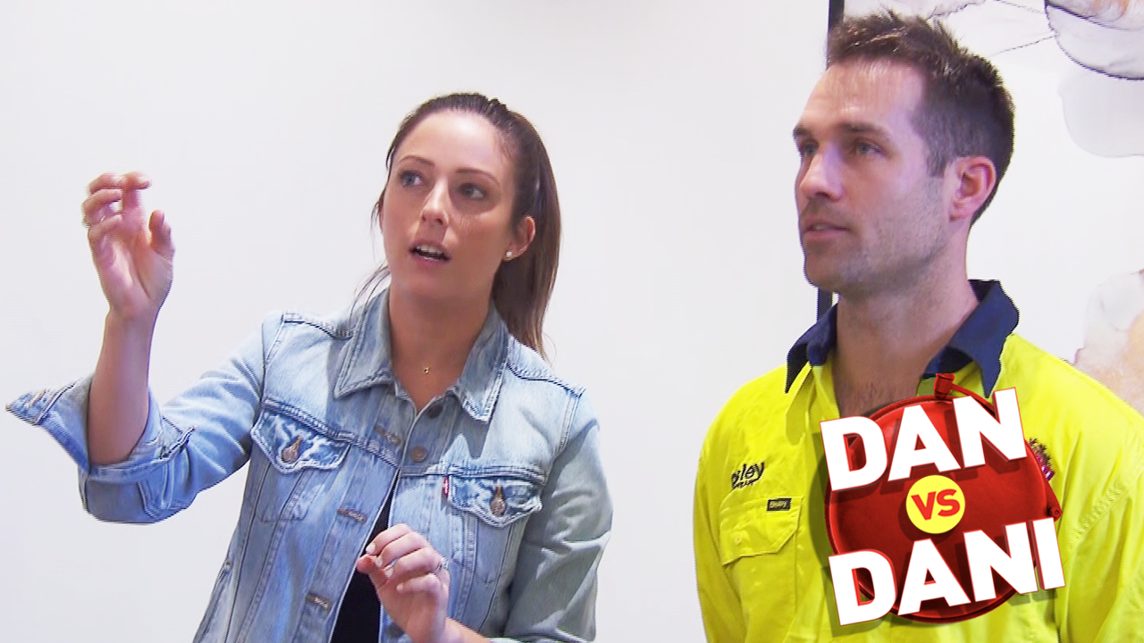 Dani delivers brutal blow to Jesse and Mel's Formal Living Room