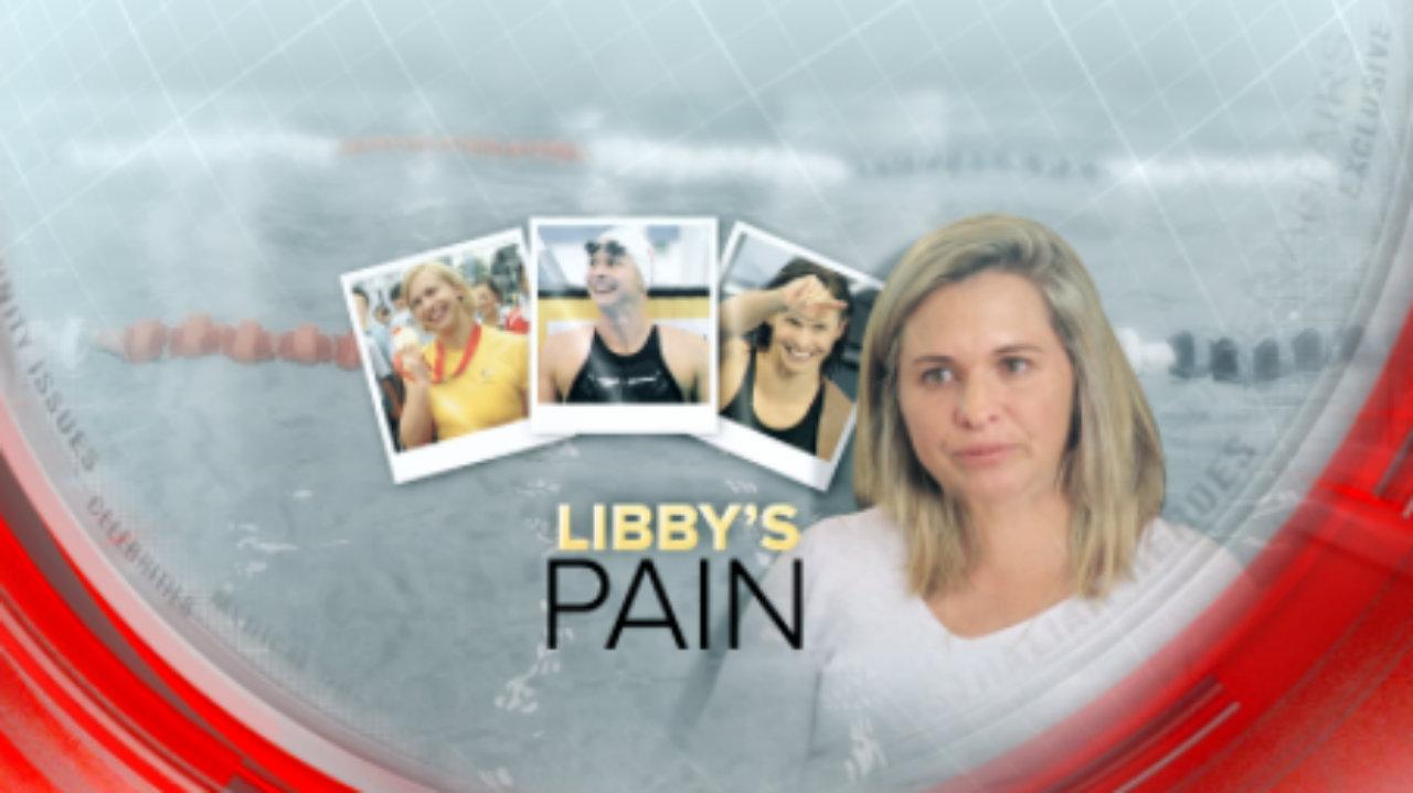Libby's pain
