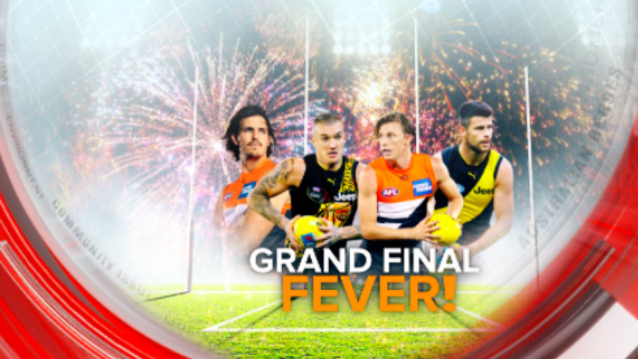 Grand final fever