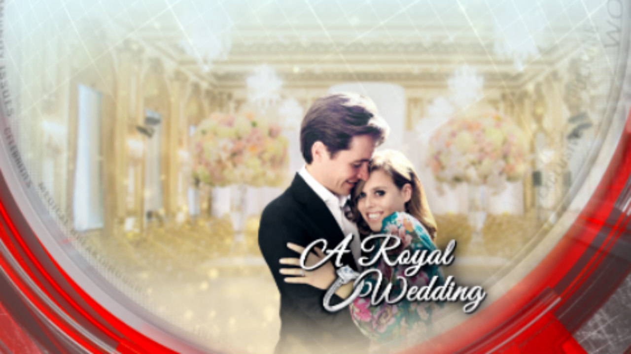 A royal wedding