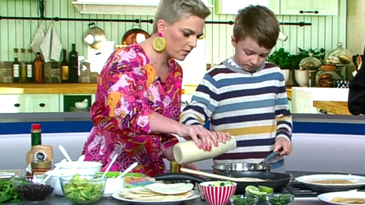 Easy ways to get your kids cooking