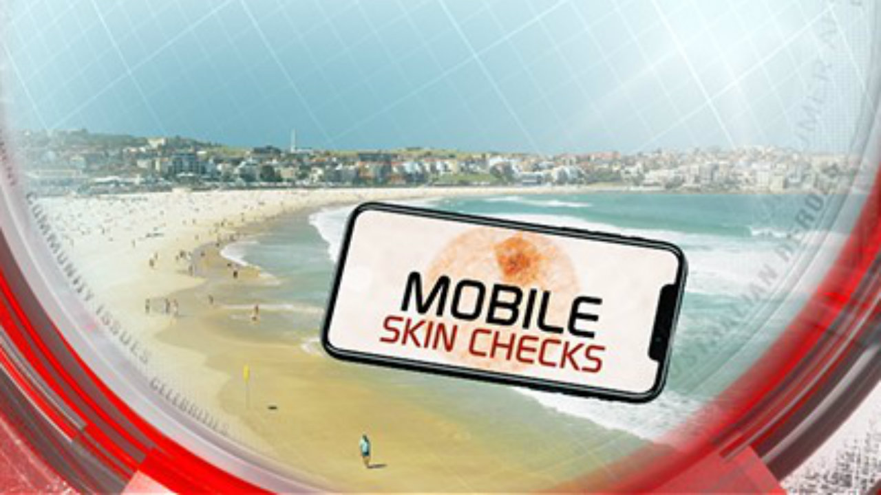 Mobile skin checks