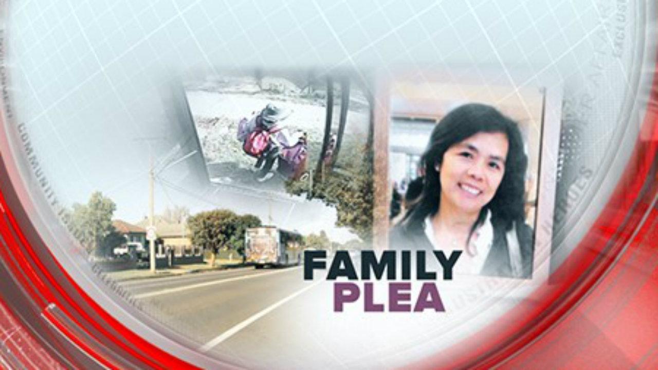 Family plea