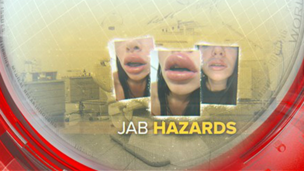 Jab hazards