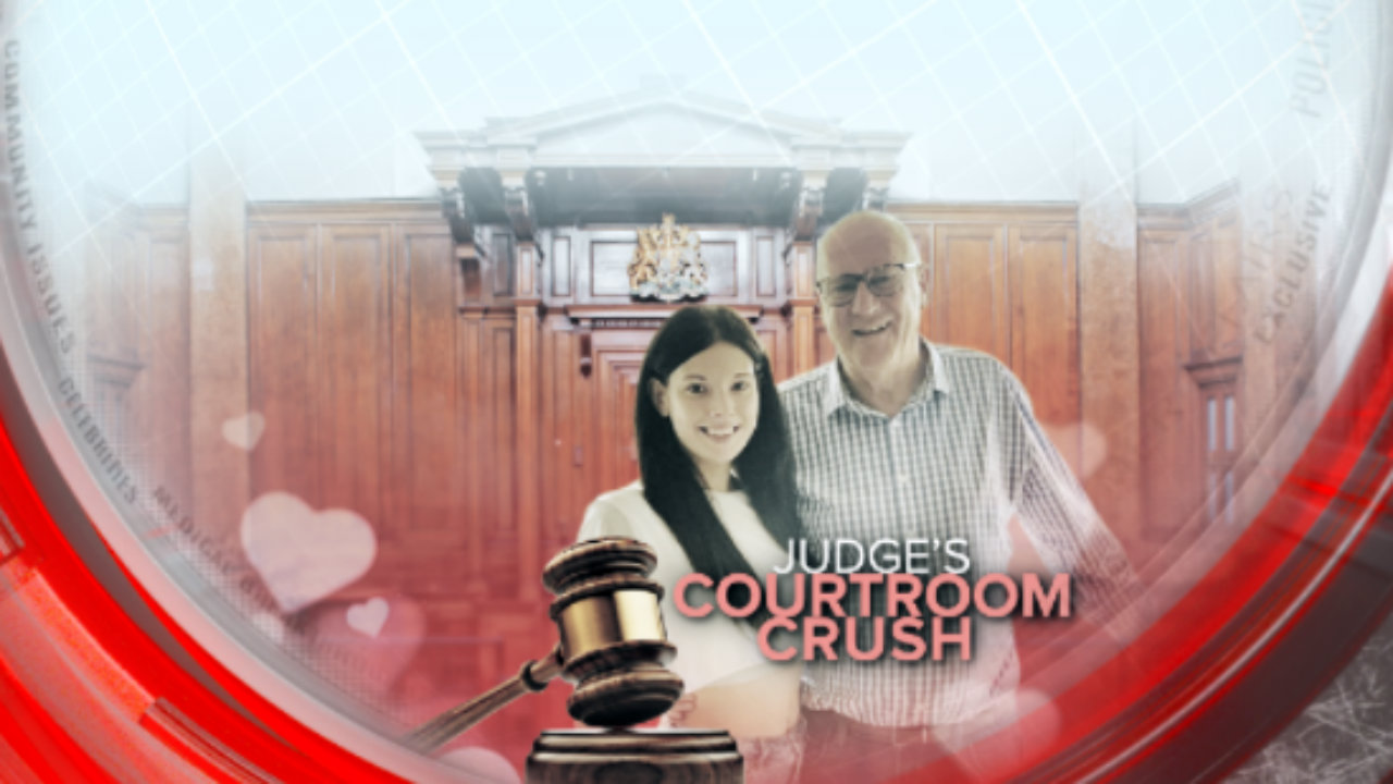 Judge's courtroom crush
