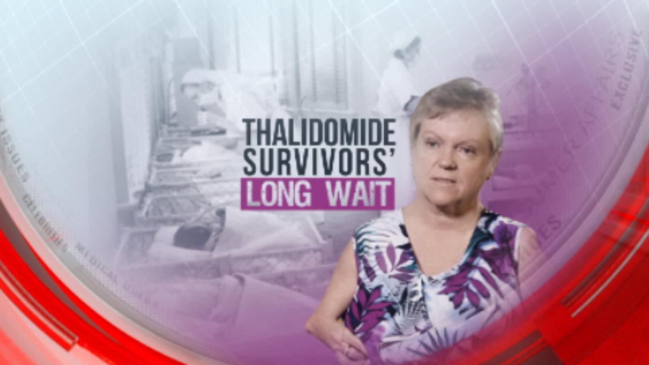 Thalidomide survivors