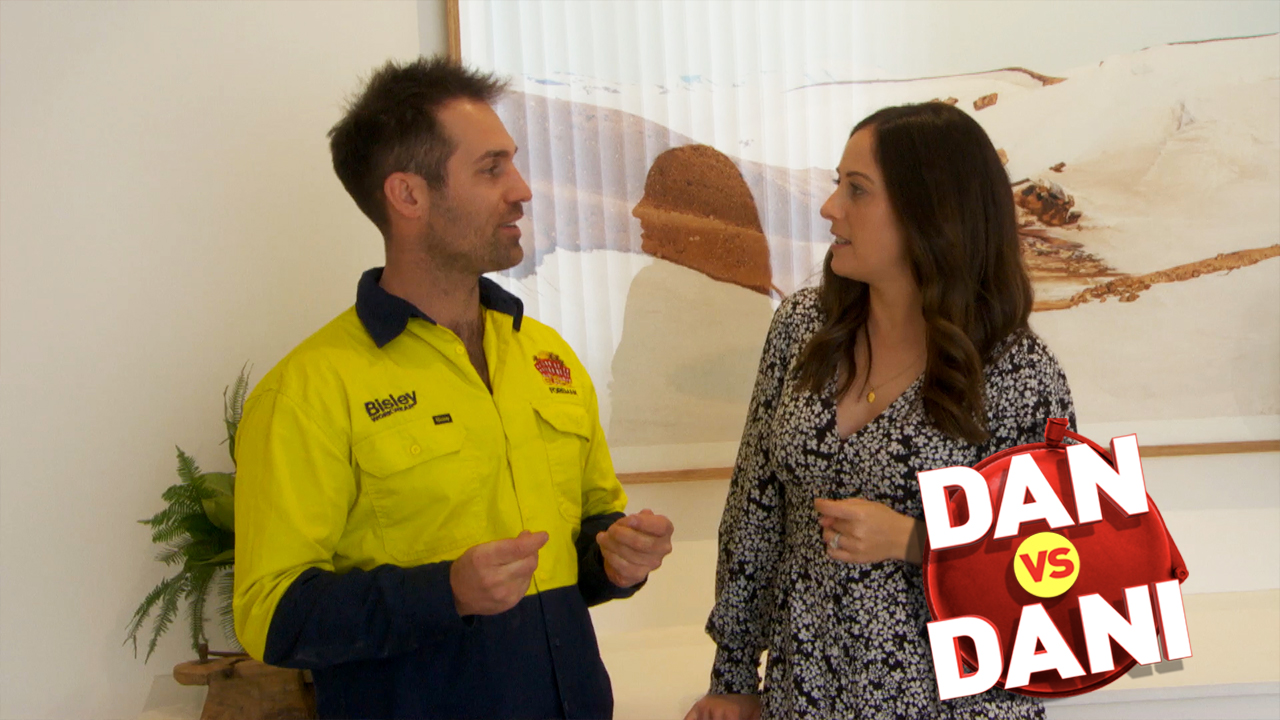 Dan and Dani clash over one room's missing feature