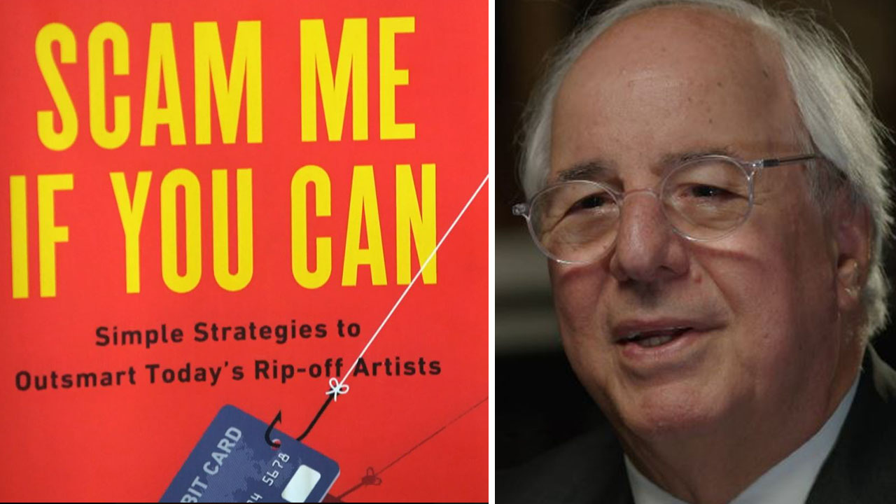 Frank Abagnale's advice to recognise and avoid modern scams