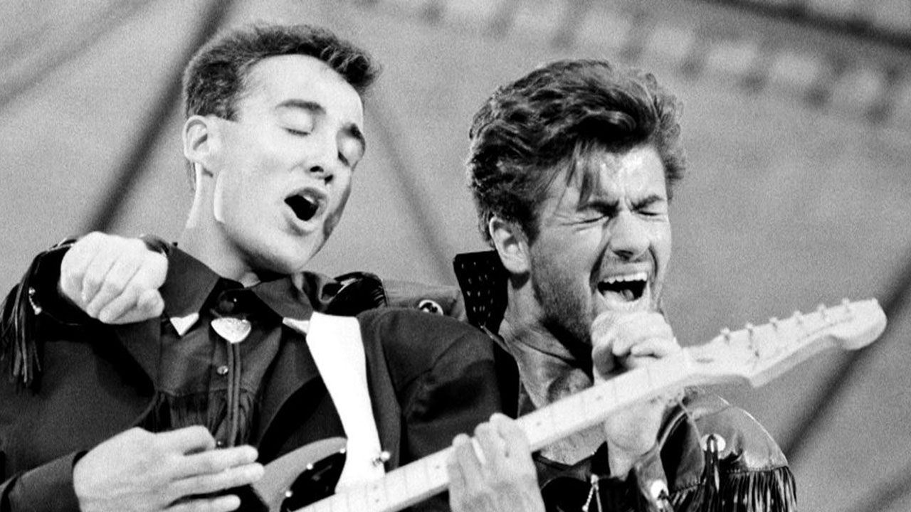 How Andrew Ridgeley helped George Michael face his battles