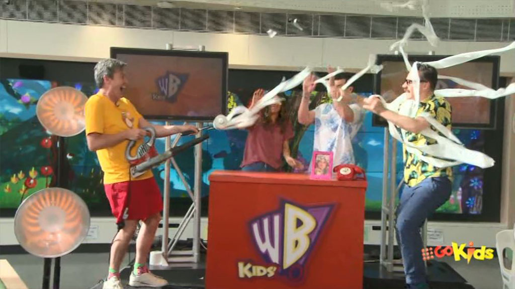 The Listies Go Wild at Monash Children's Hospital!
