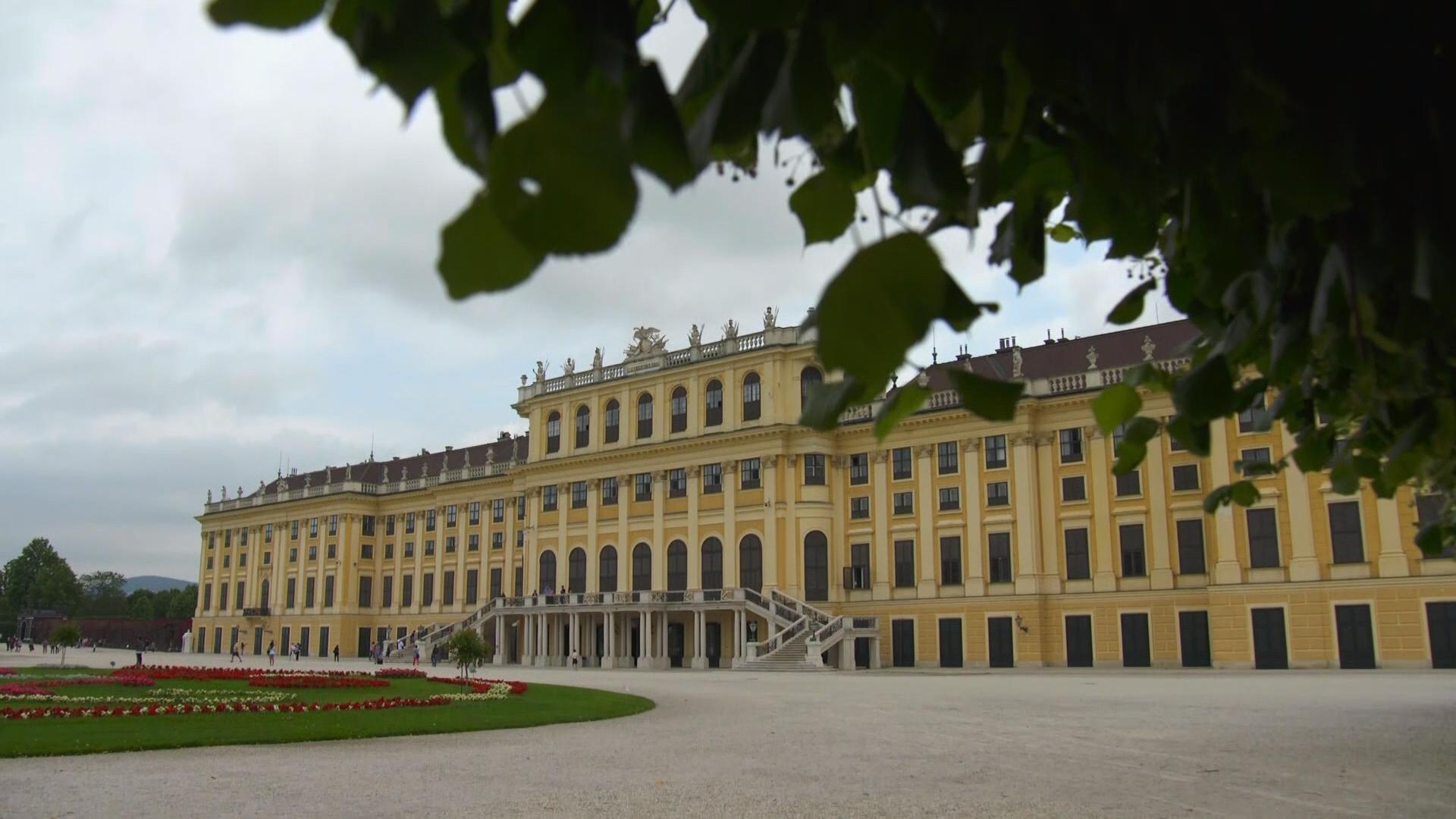 The Schönbrunn Palace