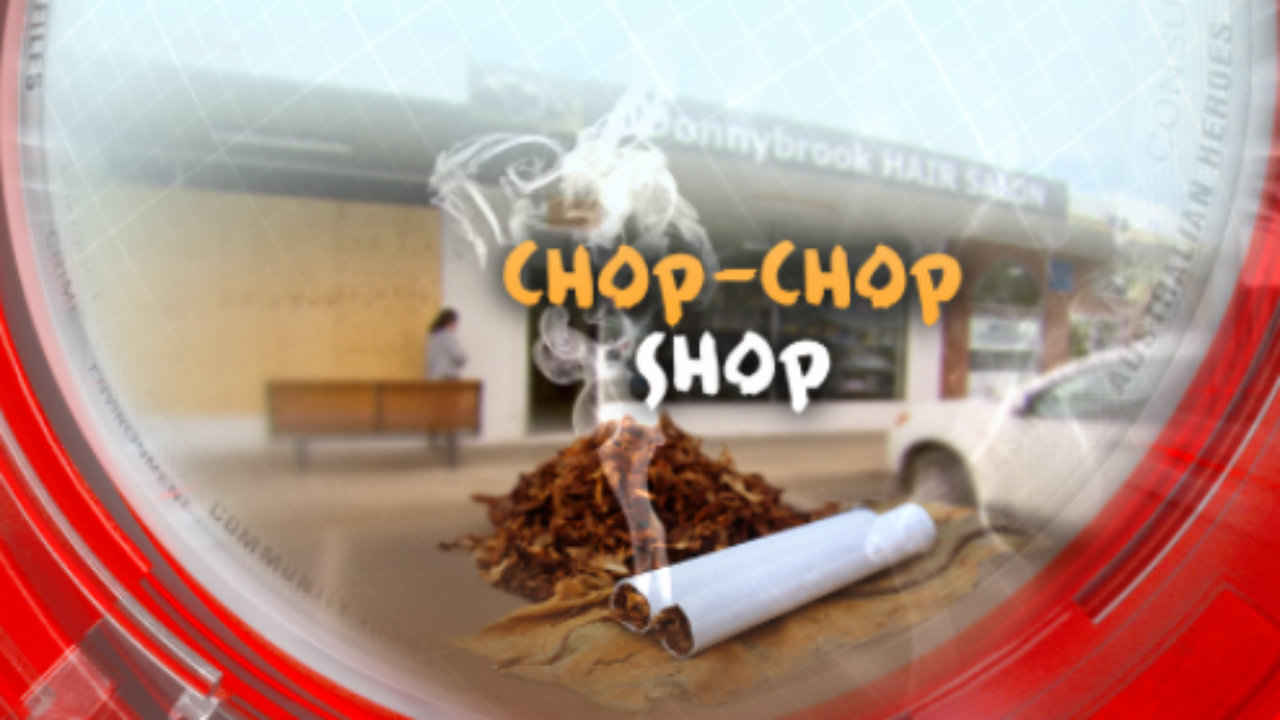 Chop-chop shop