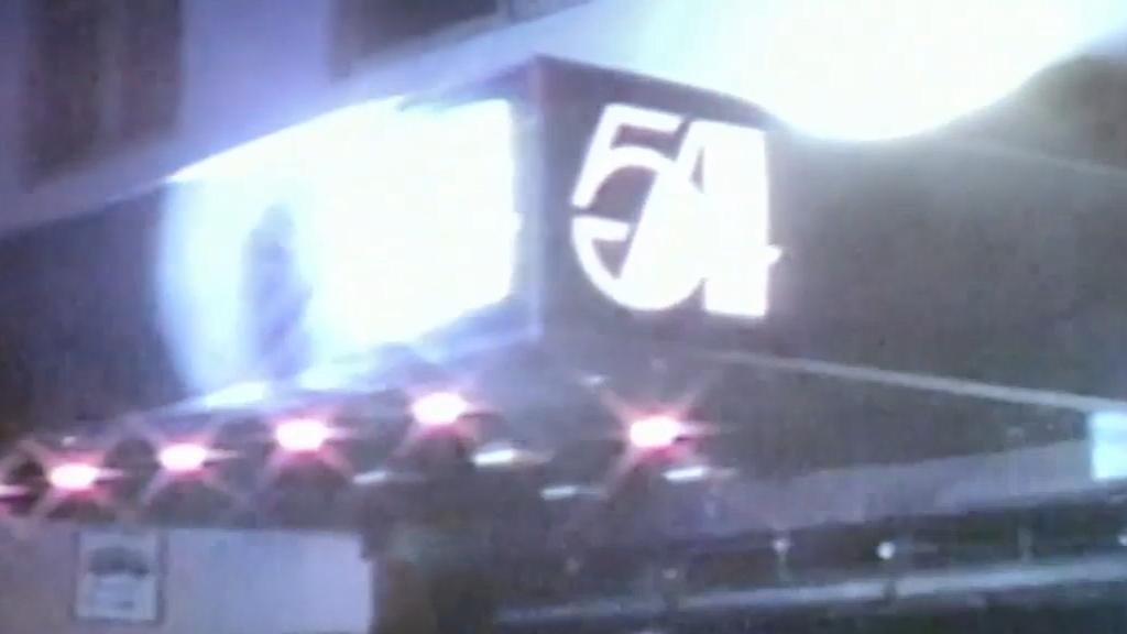 Inside Studio 54