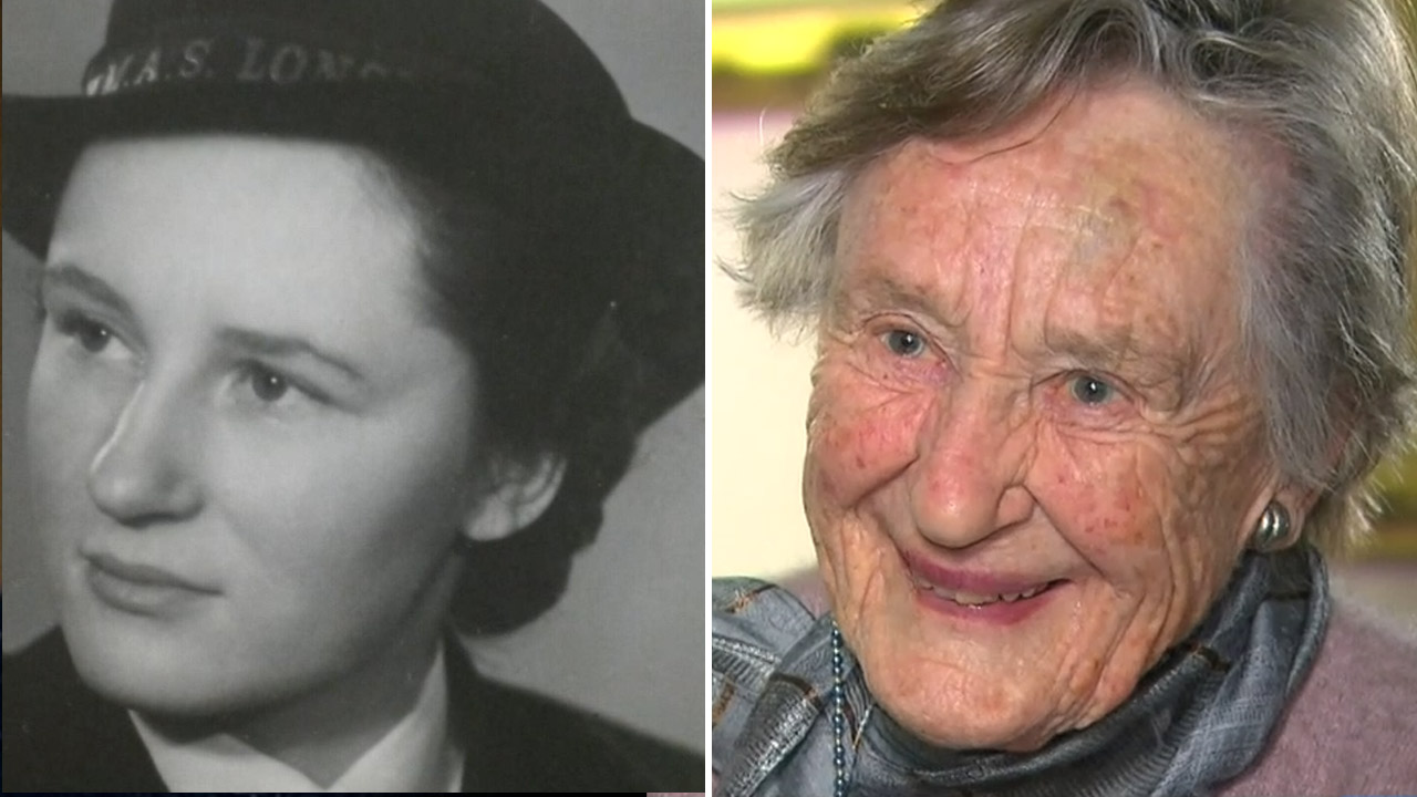Why 99-year-old had to keep wartime stories secret