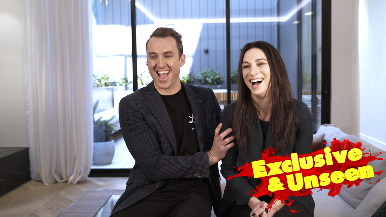 Jesse and Mel react to their most iconic moments