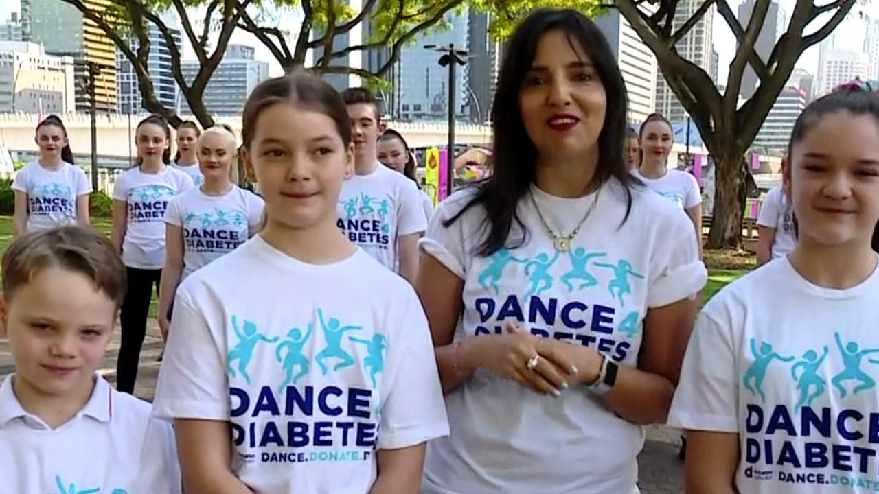 This flash mob is daring people to dance