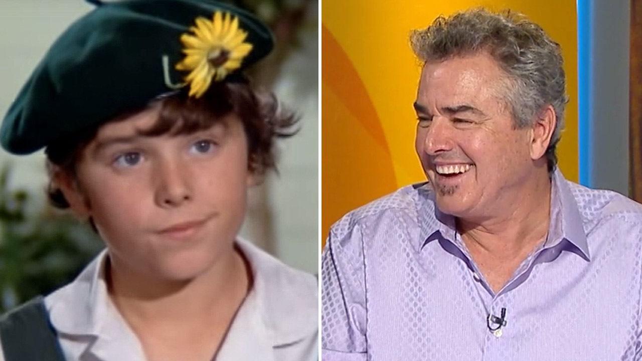 Peter Brady is in Australia!