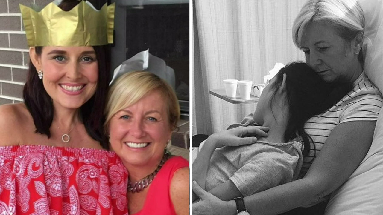 Grieving mother turns daughters terminal cancer journey blog into book