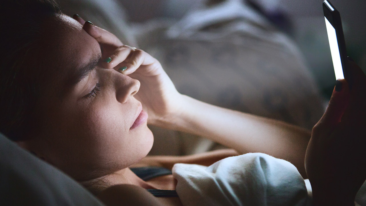Over half of the country is 'struggling' to sleep