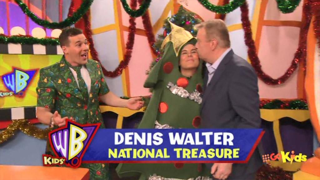 Dennis Walter Surprises Lauren & Andy!