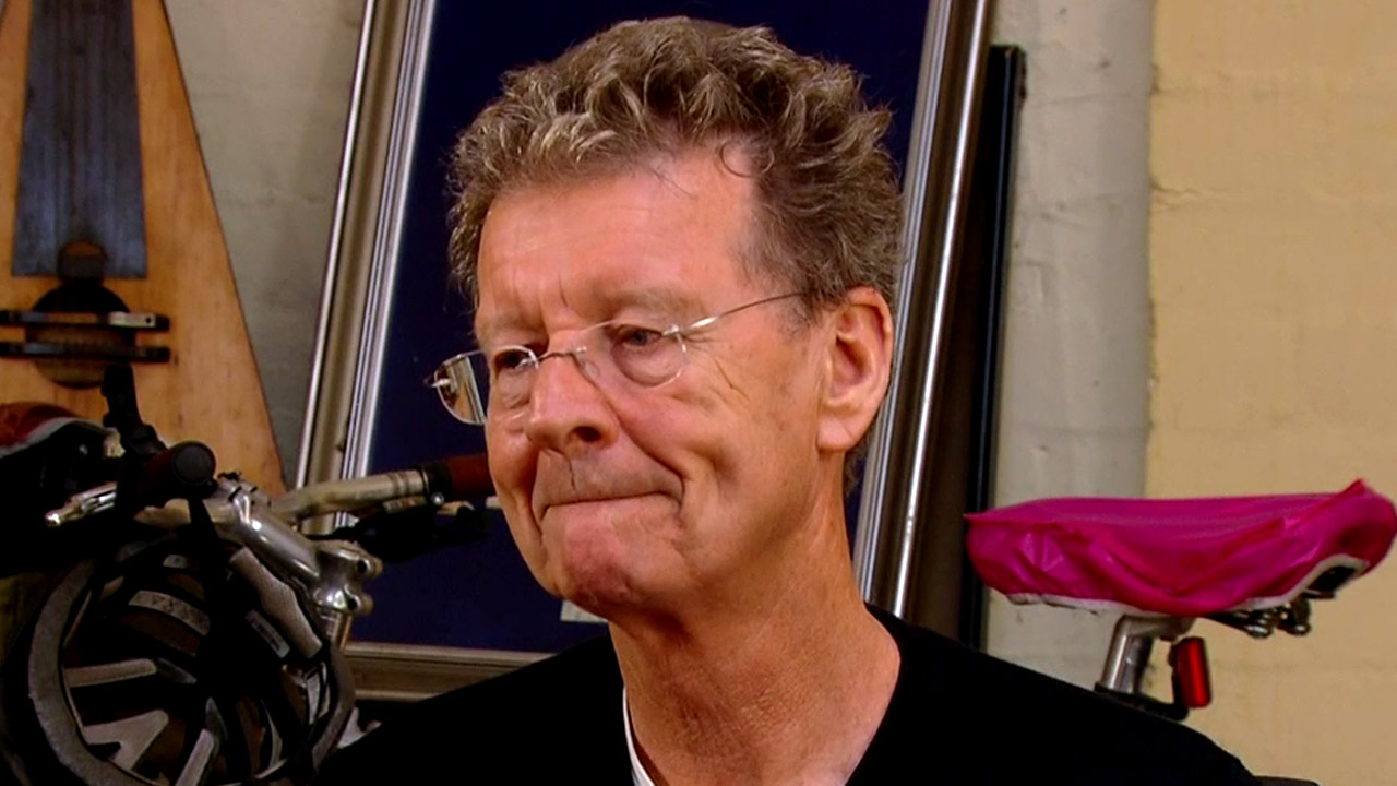 Red Symons' 'unimaginable grief' after death of son