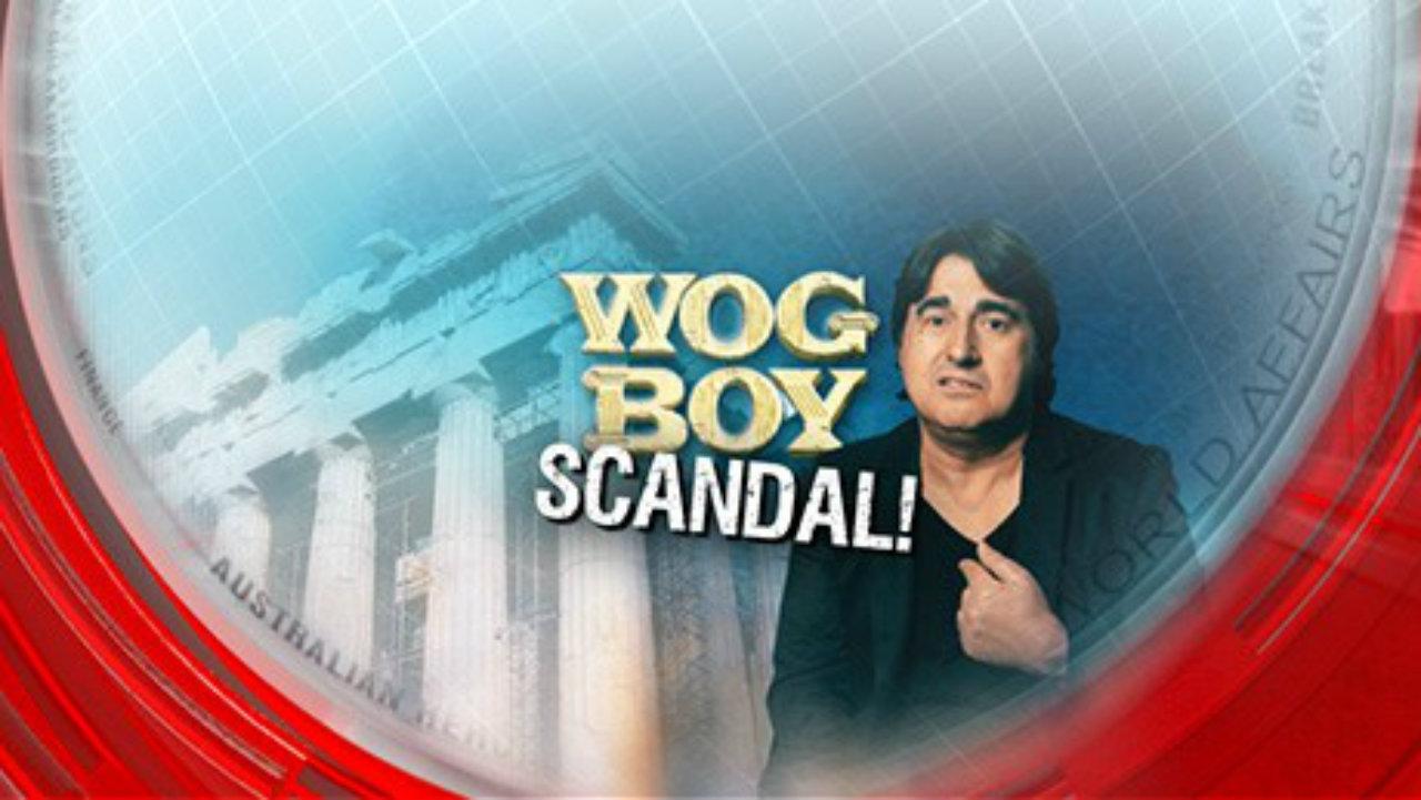 Wog Boy scandal