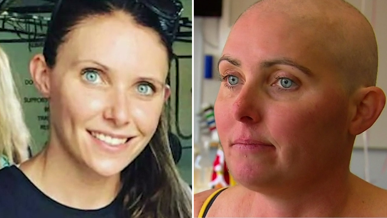 Mum vows to make cancer fit in with her life - not become it