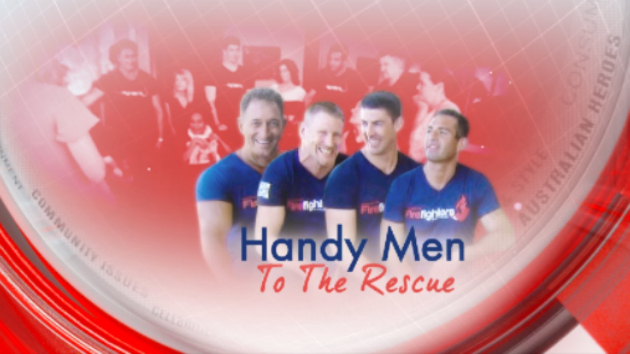 Handy men to the rescue