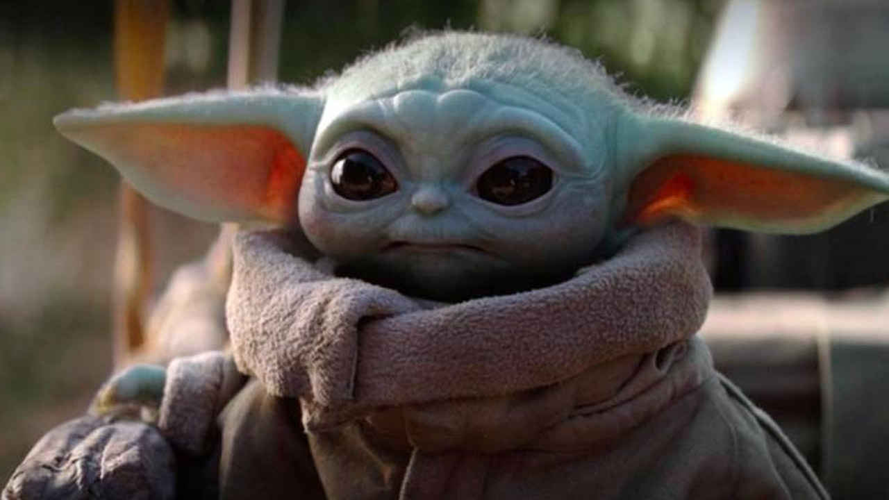 Baby Yoda toys are coming... later than you think