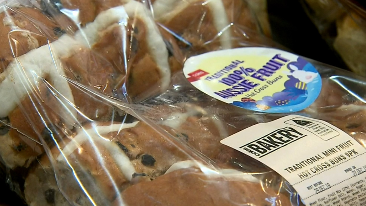 Fury, as Hot Cross Buns go on sale 24 hours after Christmas