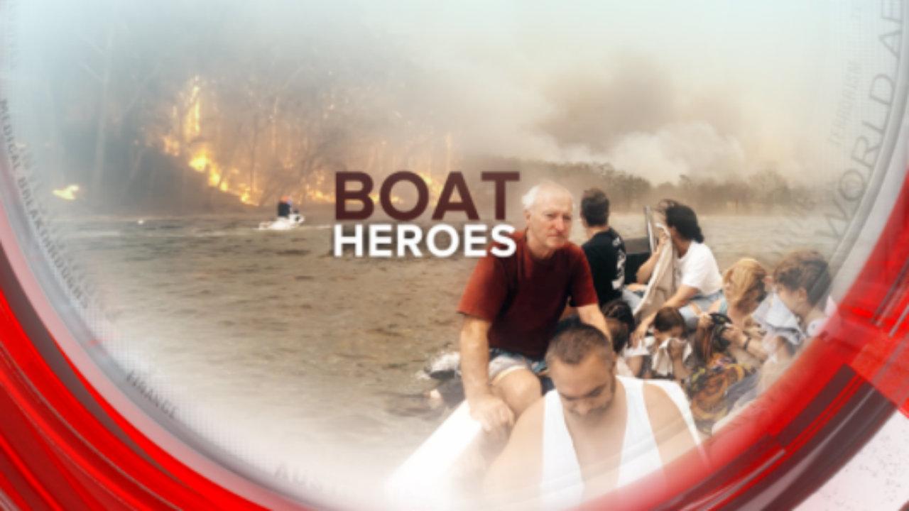 Boat heroes