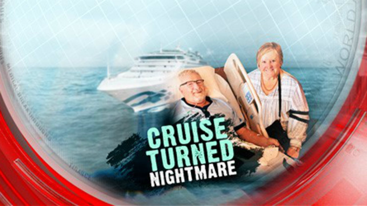 Cruise turned nightmare