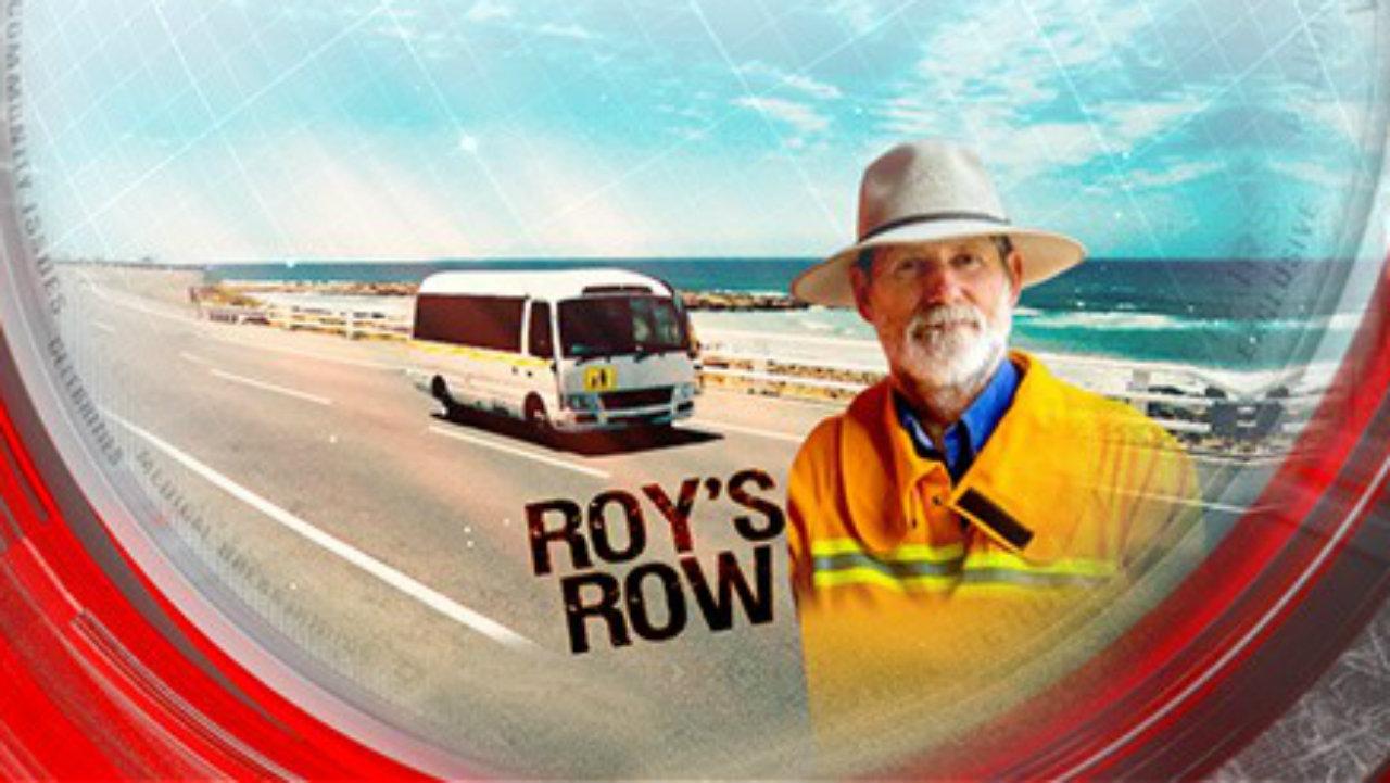 Roy's row