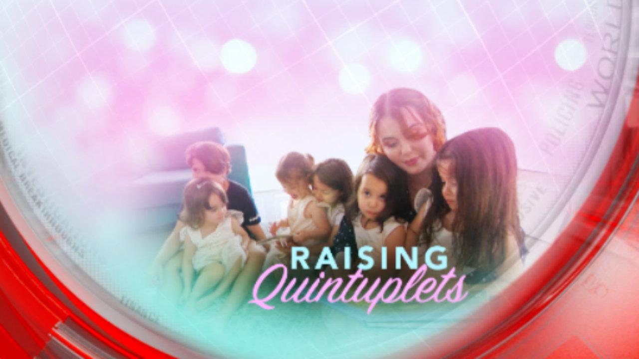 Raising quintuplets