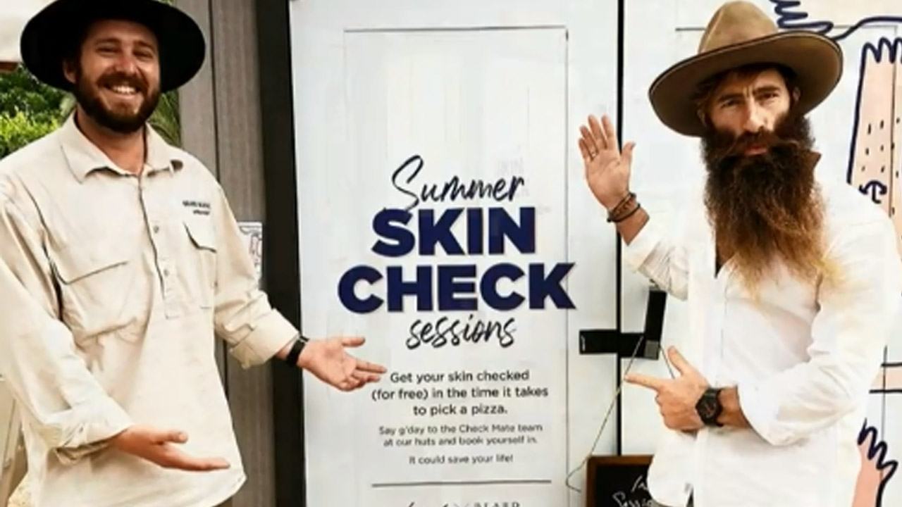 Jimmy Niggles' ingenious plan to tackle skin cancer