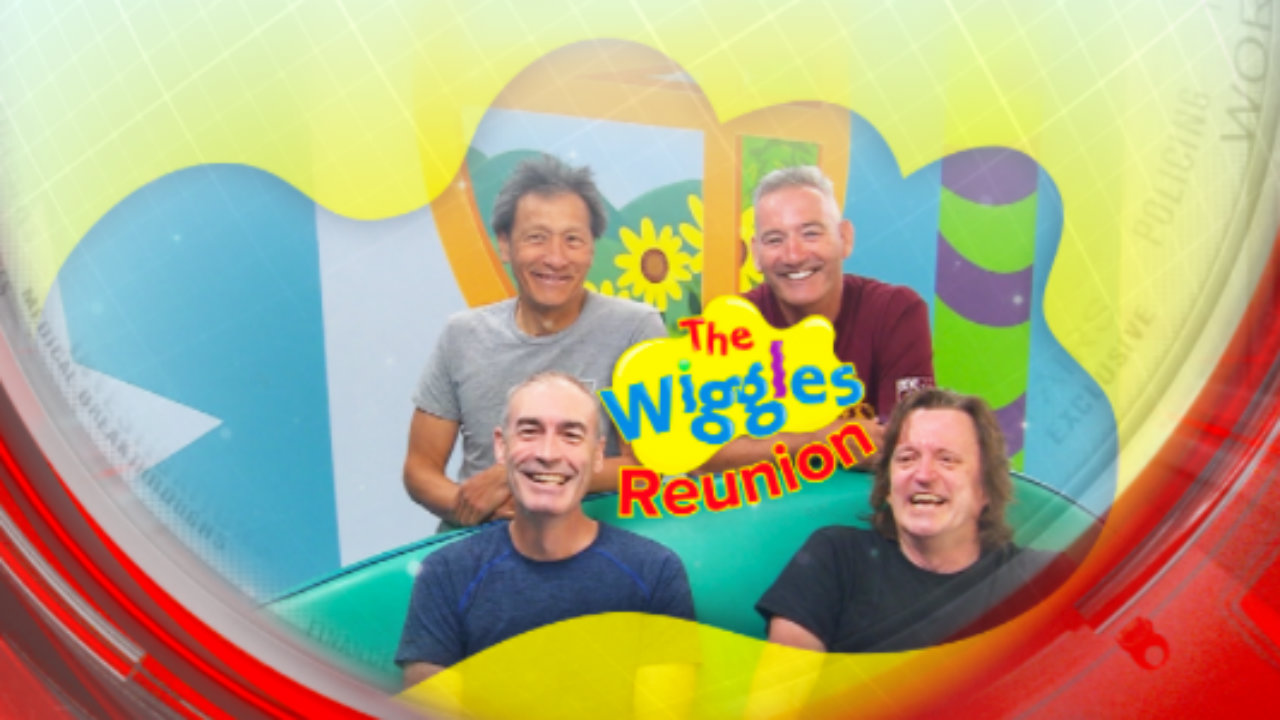 The Wiggles reunion
