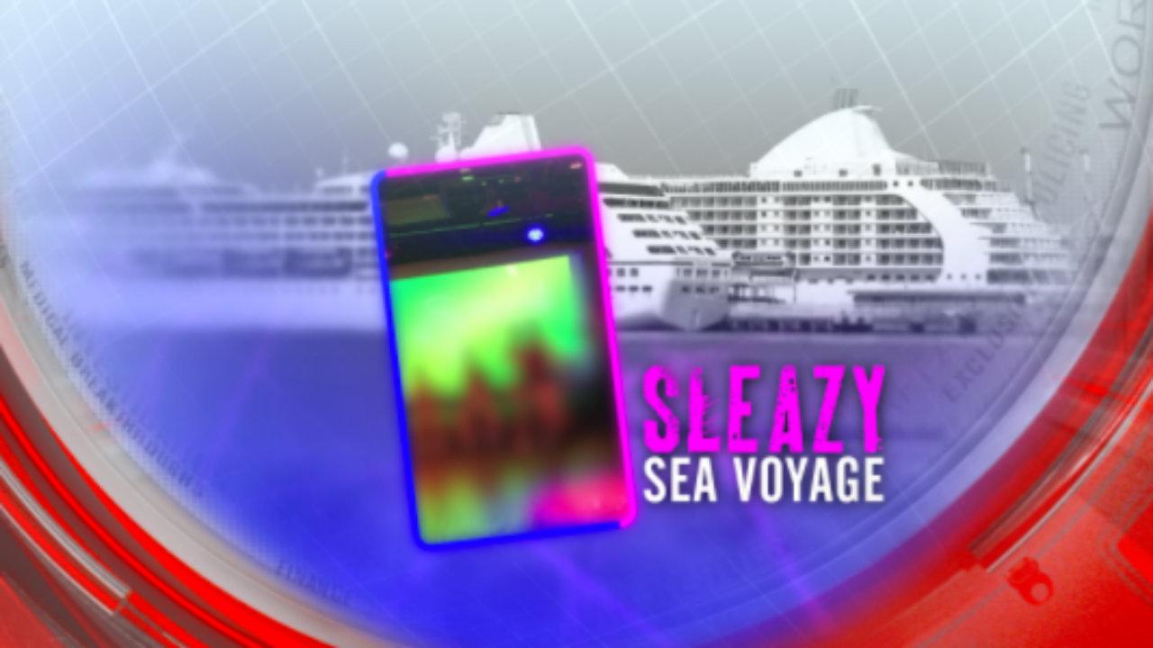 Sleazy sea voyage