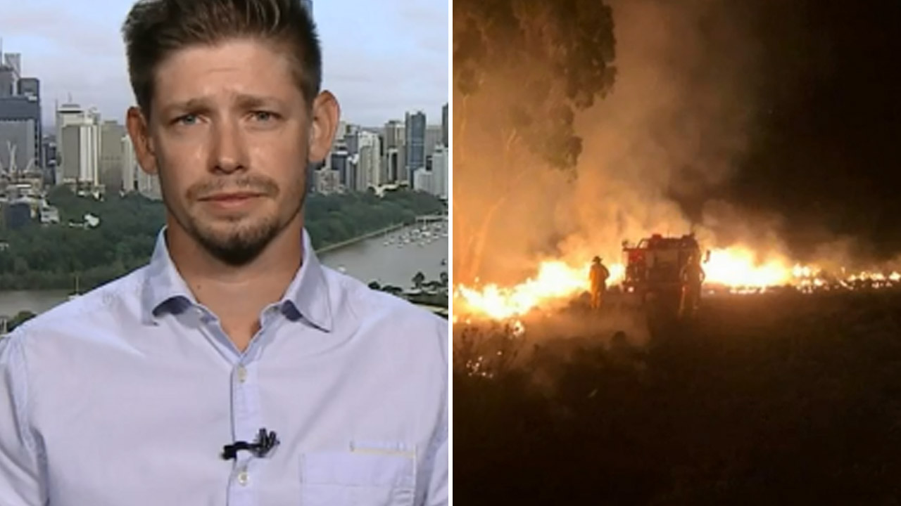 Casey Stoner is auctioning off priceless suit for fire relief