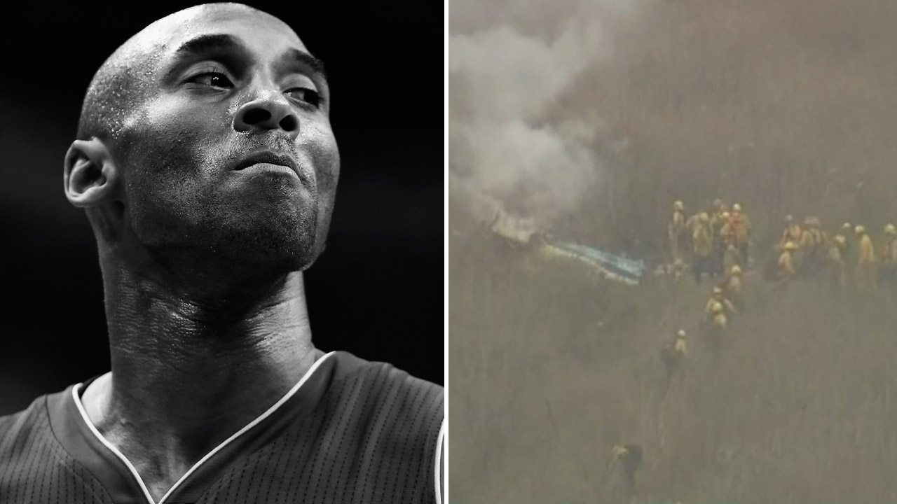 NBA legend Kobe Bryant reportedly killed in helicopter crash