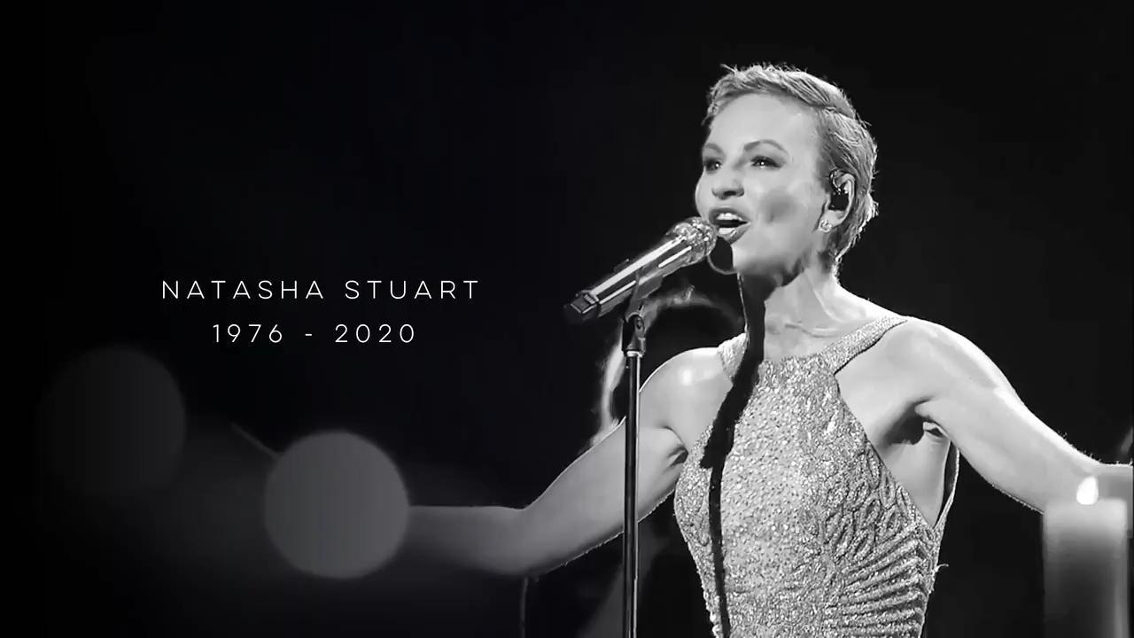 In memory of our friend Natasha Stuart