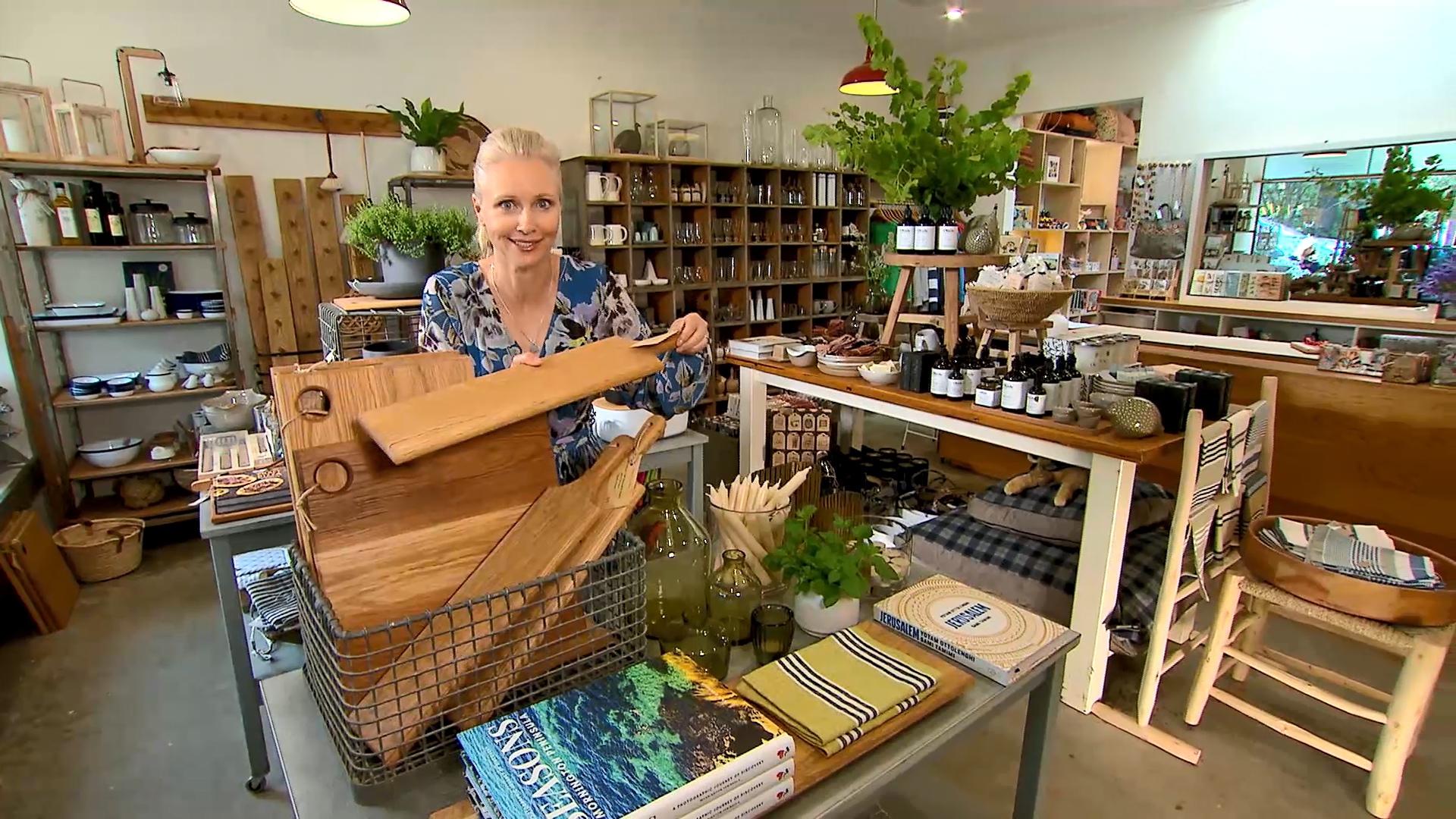 Livinia uncovers Red Hill's boutique shops