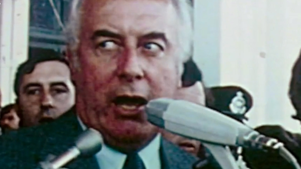 Behind Whitlam's dismissal