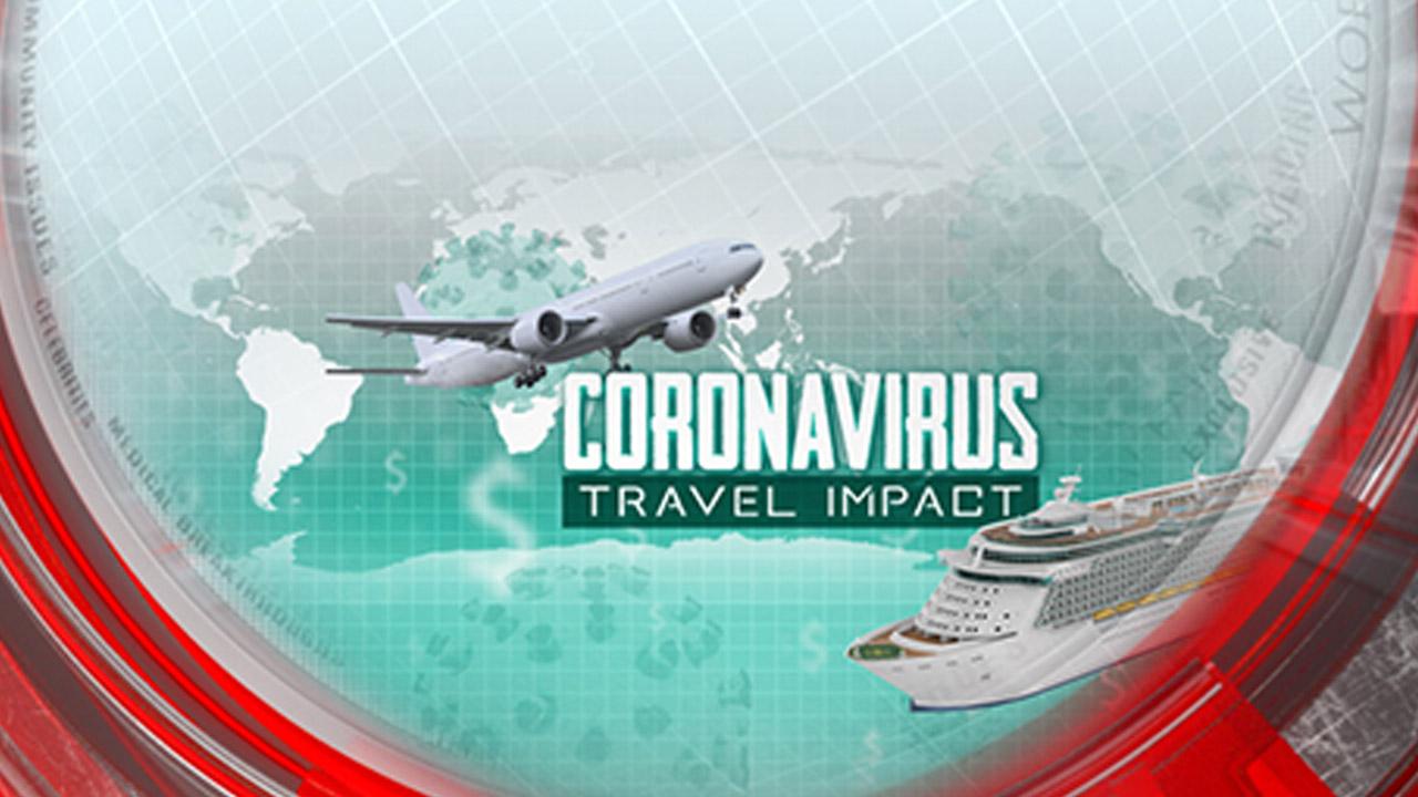 Coronavirus: travel impact