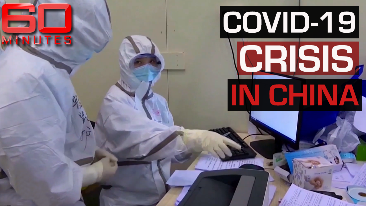 Coronavirus crisis: Is this the biggest cover up in history?