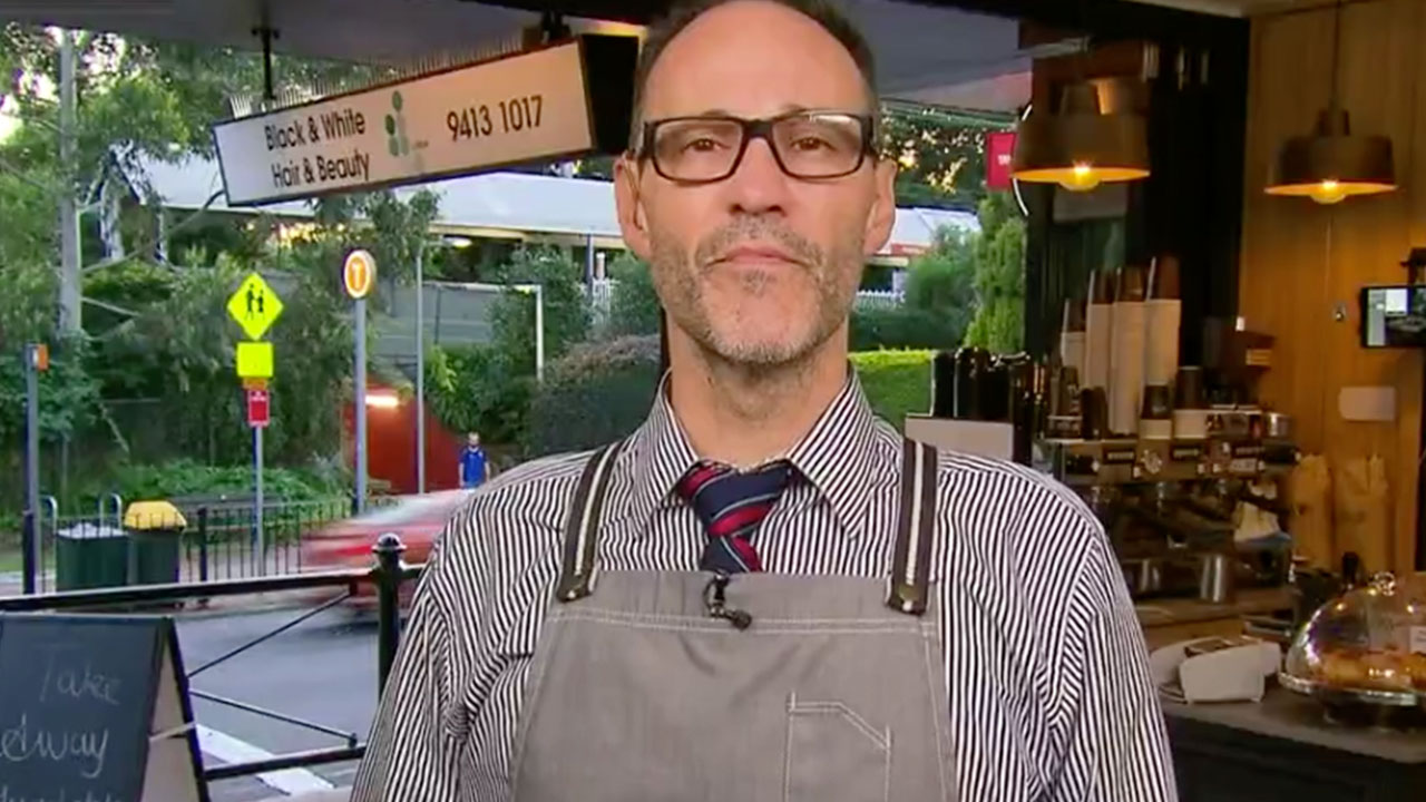 Sydney cafe owner says wage boost won't help foreign workers