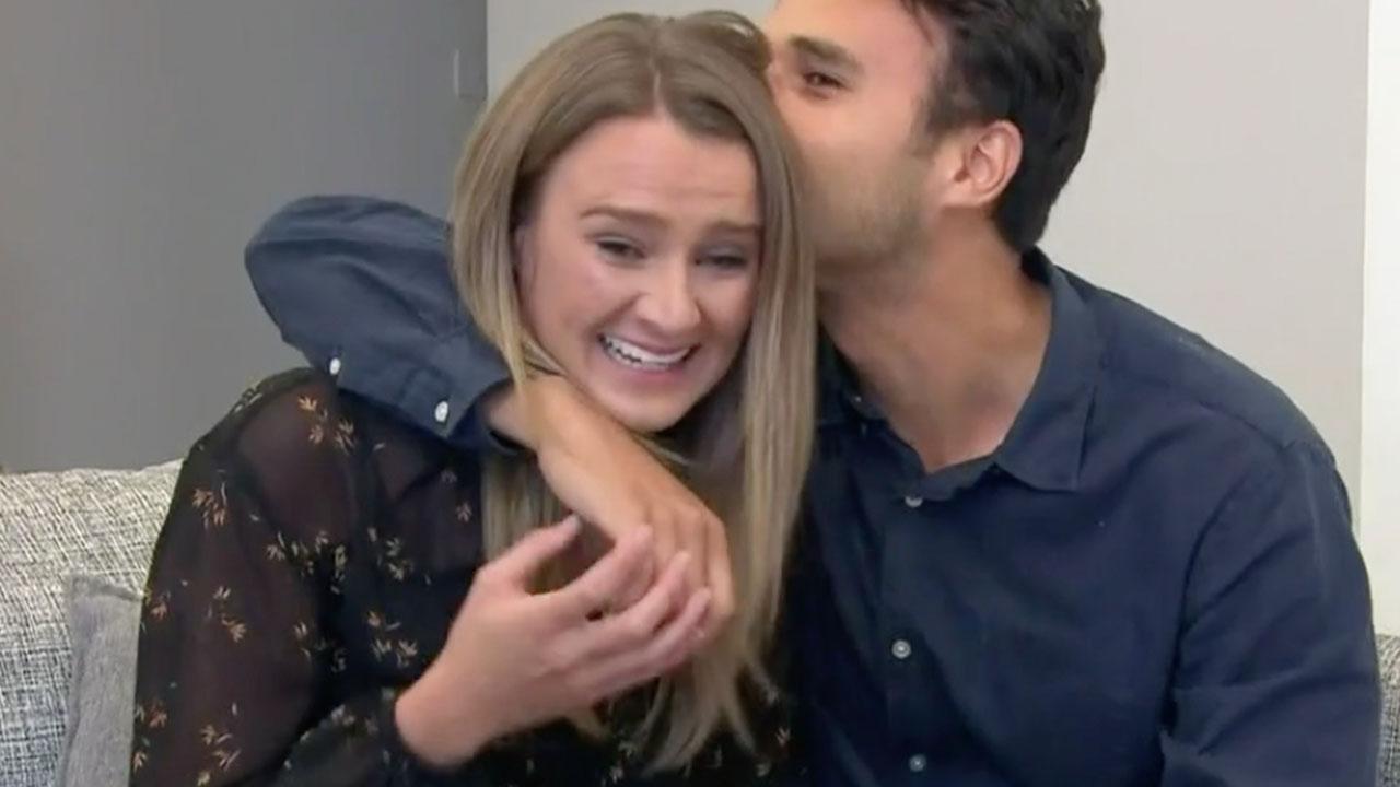 The winner of Australian breakfast TV's biggest giveaway has been revealed