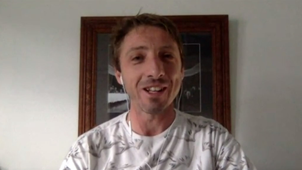 Dad with cystic fibrosis posts video about self-isolation